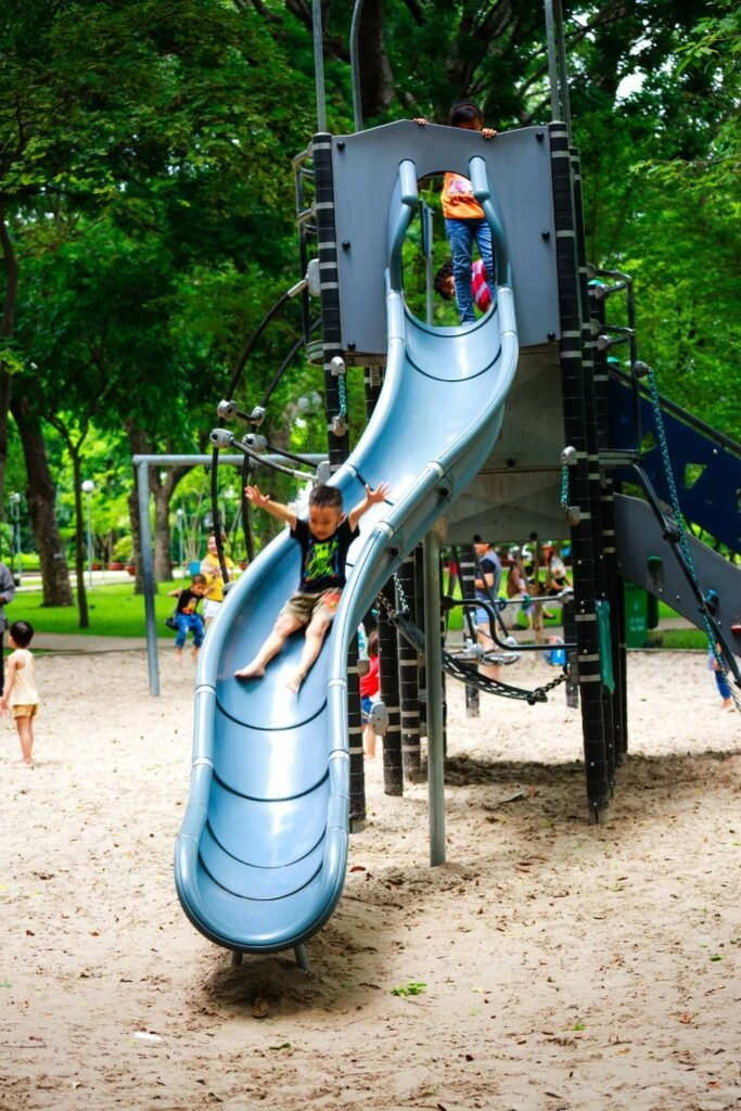 A kid park.
