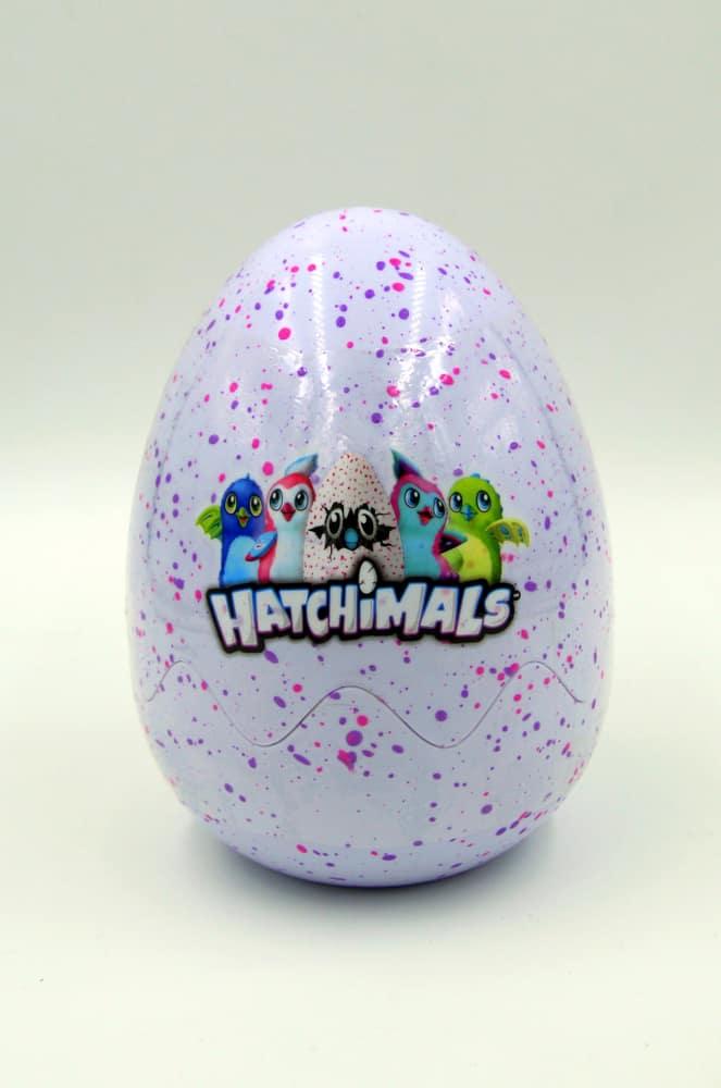 Bunchems Hatchimals penguala surprise egg