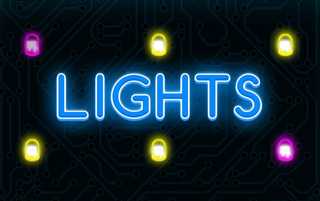 Lights Skill Puzzle Game