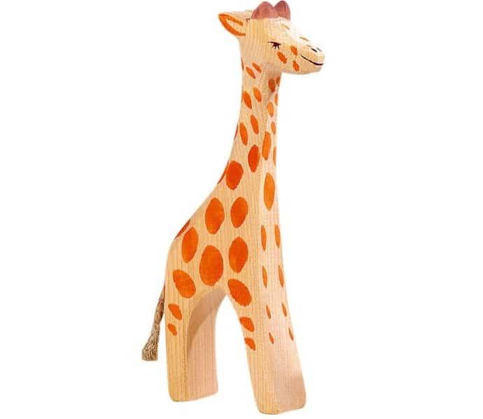 The Ostheimer Giraffe, Standing from Bella Luna Toys.