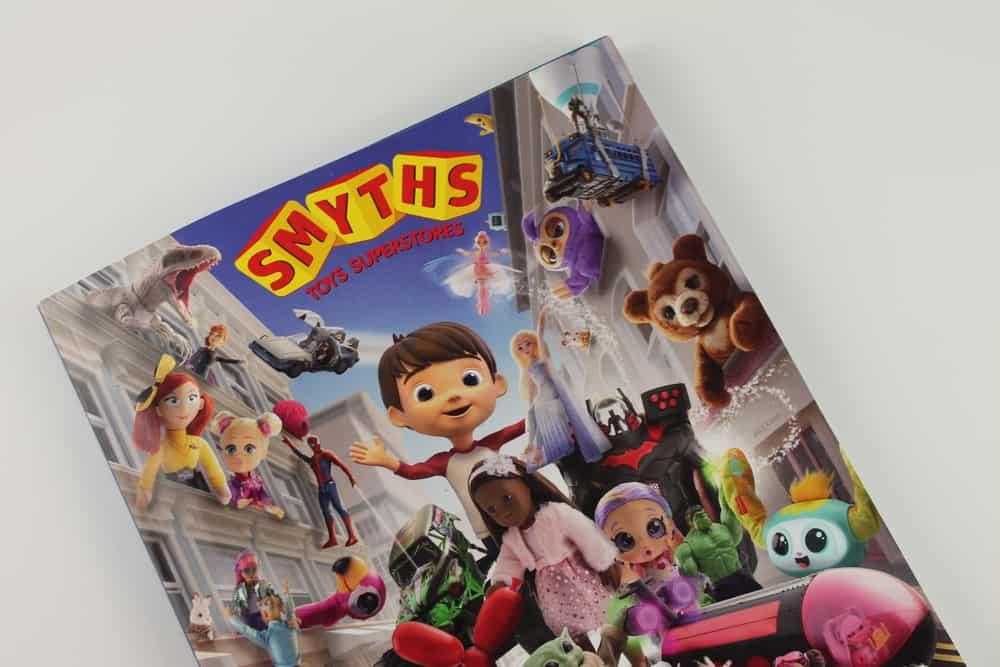 A colorful children's magazine.