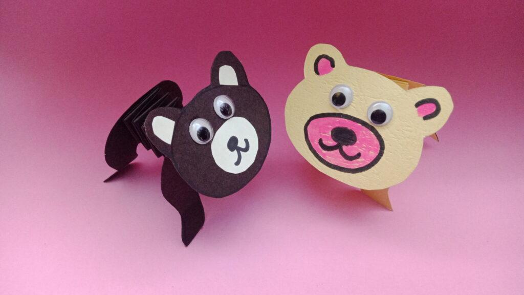 Craft A Bear With A Wobbly Head