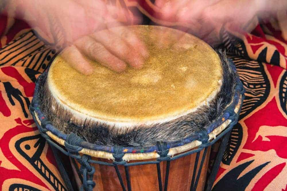 Ashiko drum