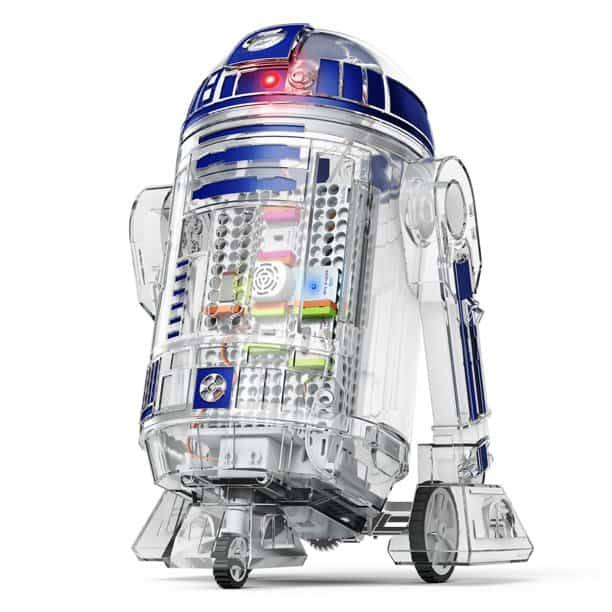 The littleBits Star Wars Droid Inventor Kit from Walmart.