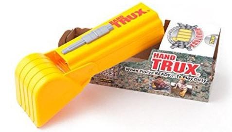 Handtrux XL Backhoe Handraulic Power Grip Toy from Walmart.