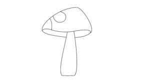Mushroom Step 3