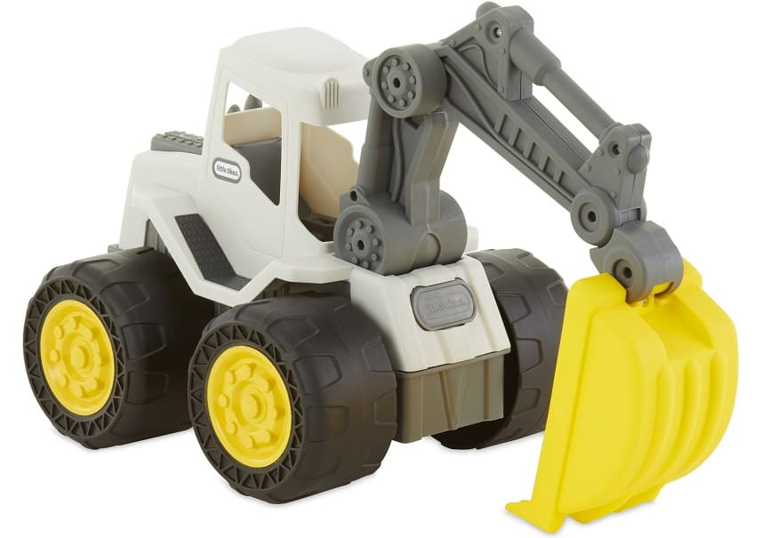 This is the Little Tikes Dirt Diggers 2-in-1 Excavator with Removeable Shovel from Walmart.
