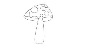 Mushroom Step 4