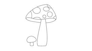 Mushroom Step 5