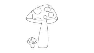 Mushroom Step 6