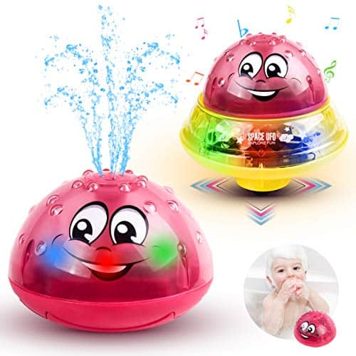 The Refasy Bathtub Toys for Baby Age 3-7 from Price Pulse.