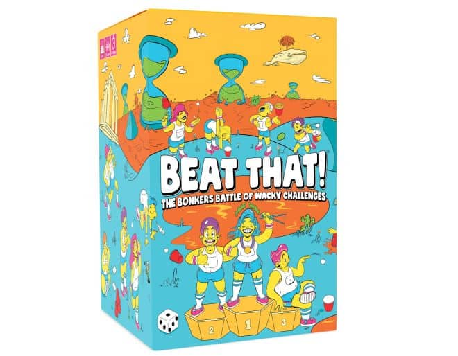 The Beat That! - Battle of Wacky Challenges from Wicked Uncle.