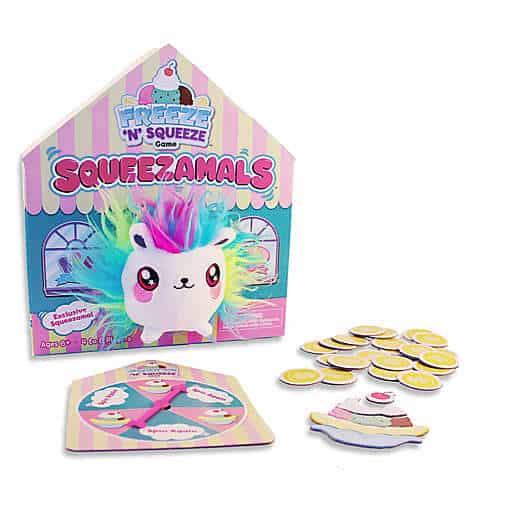 Big G Creative Squeezamals Freeze 'N' Squeeze Game