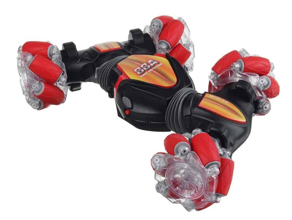 Hongyi RC Stunt Car 2.4GHZ Gesture Sensor Remote Control Toy Car